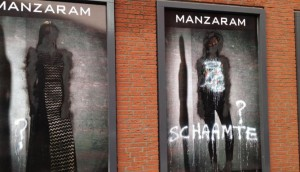 Manzaram fashion shop - The Hague
