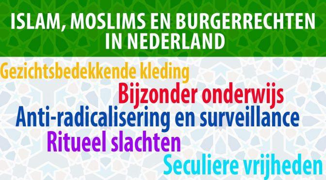 Islamofobie symposium 28 september: islam, moslims en burgerrechten in Nederland